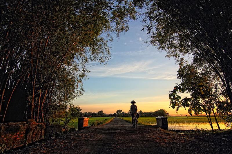 Somewhere at Madiun, East Java, Indonesia
