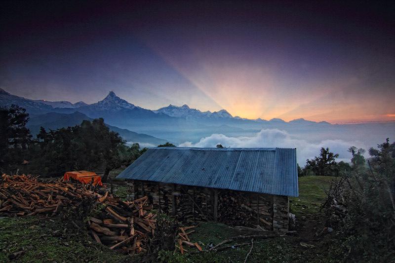 Australian Camp, Pokhara, Nepal