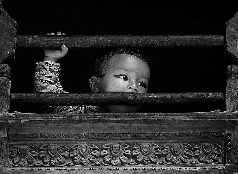 Bhaktapur, Nepal, Daydream