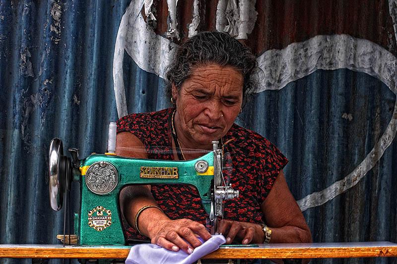 Australian Camp, Pokhara, Nepal, human interest