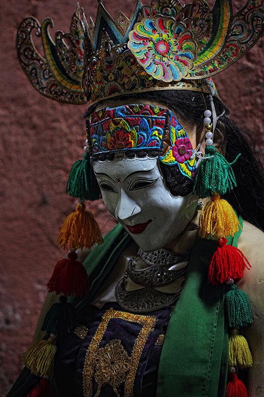 Mask Dancer, Malang, East java, Indonesia