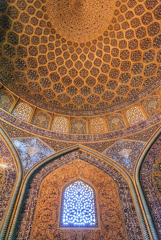 Isfahan.Sheikh Lotfollah Mosque