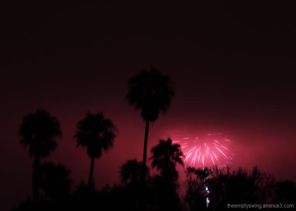 Fog & Fireworks