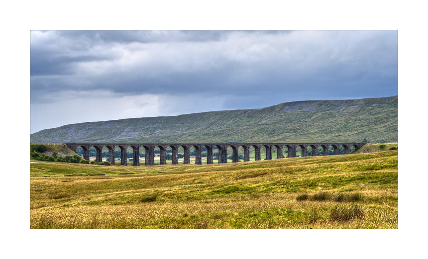Ribblehead Viaduct Yorkshire Dales