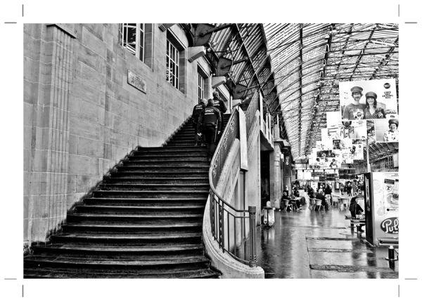 Ça marche : Gare de l'est