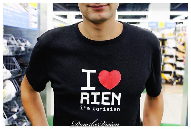 I Love Rien, I'm Parisien (2)