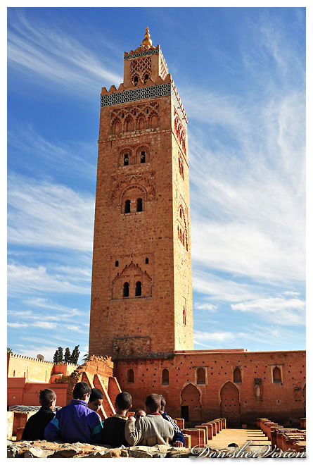 La Koutoubia (Marrakech-MAROC)