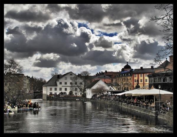Fyrisån, Uppsala