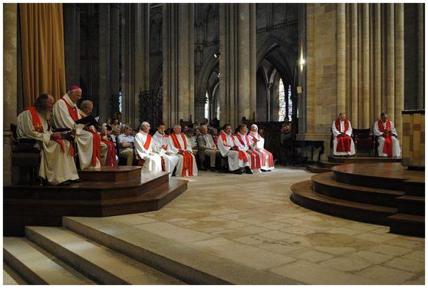 Vêpres à la cathédrale
