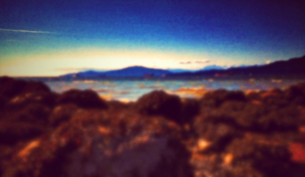 seashore in vancouver