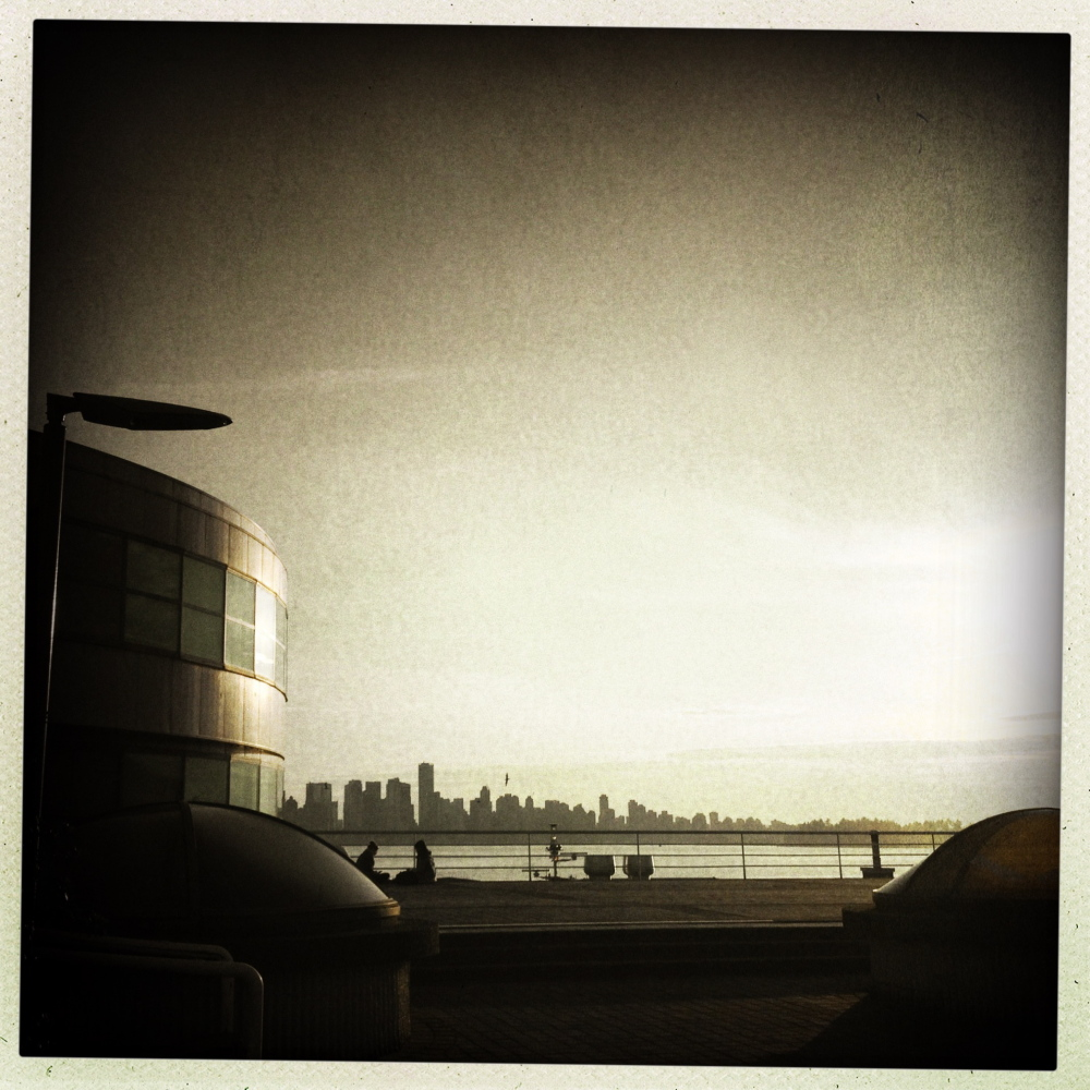over lonsdale quay