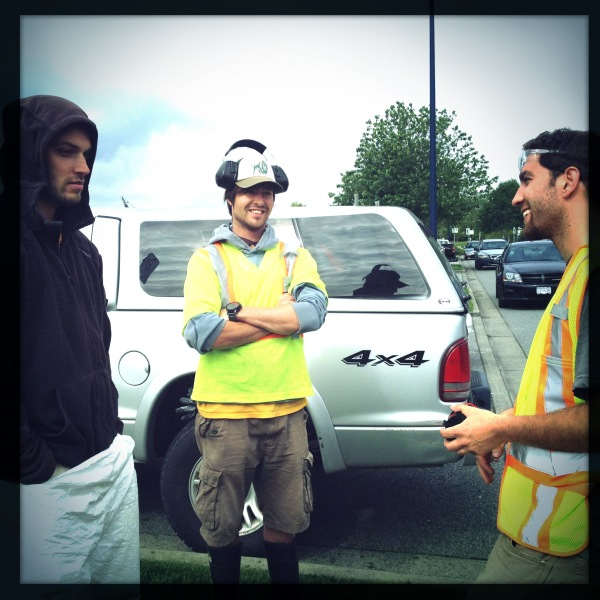 The guys at work