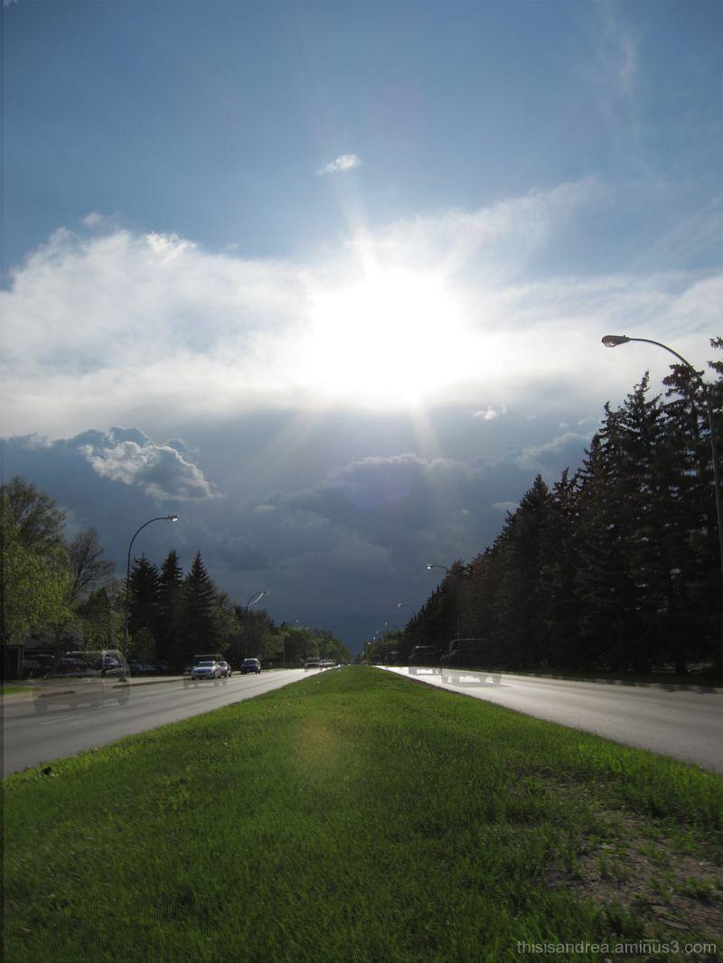 Bright path