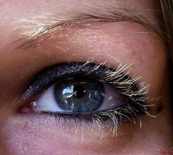 L'oeil de ma fille