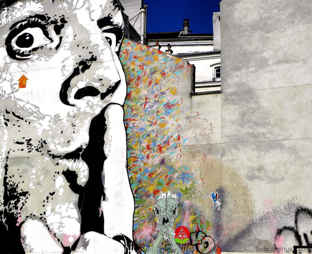 Graf Centre Pompidou Paris