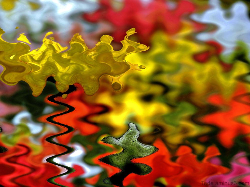 Abstrait création