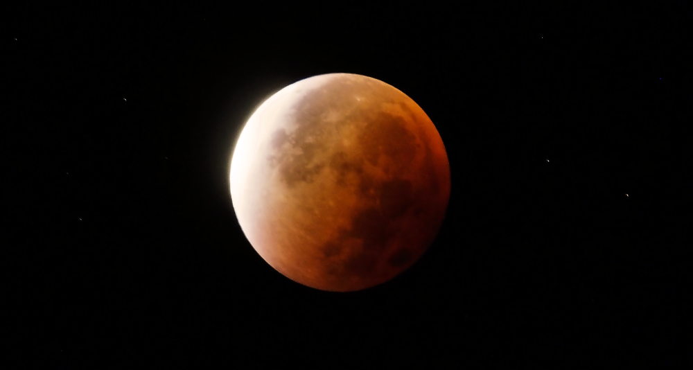 Eclipse de la lune
