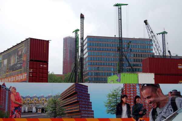 Rotterdam, centre