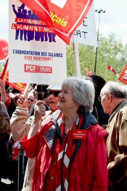 Paris, manifestation, mai 2013