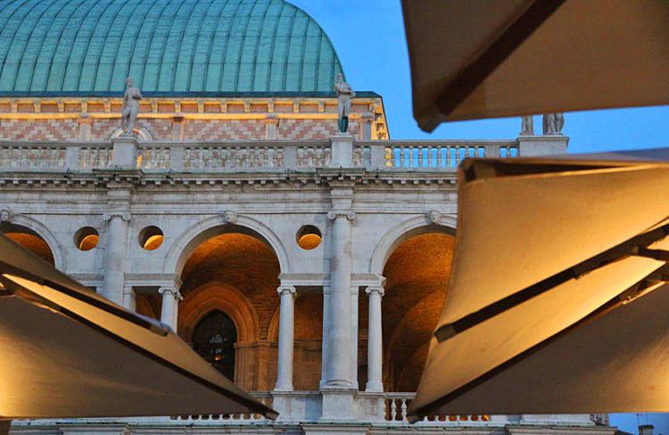 Palladio  met les voiles / winds