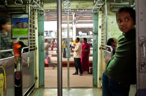 Train de banlieue / Commuter train