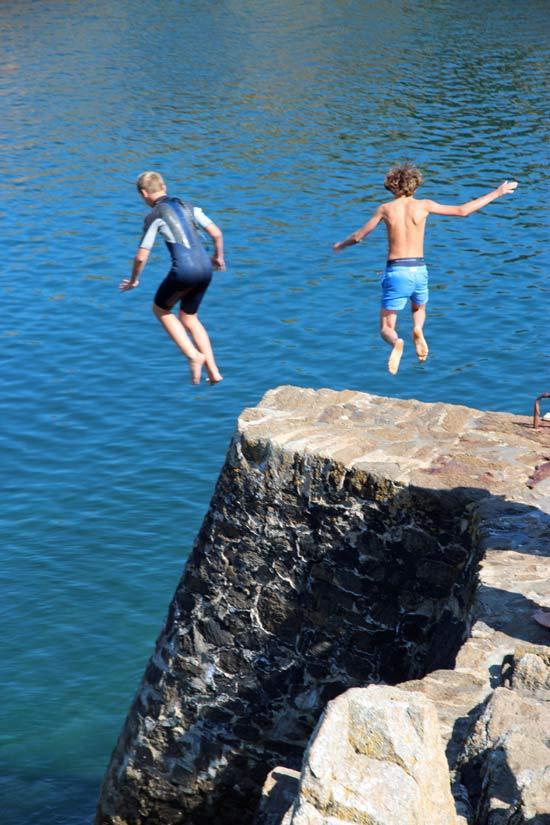 sauter ! jumping