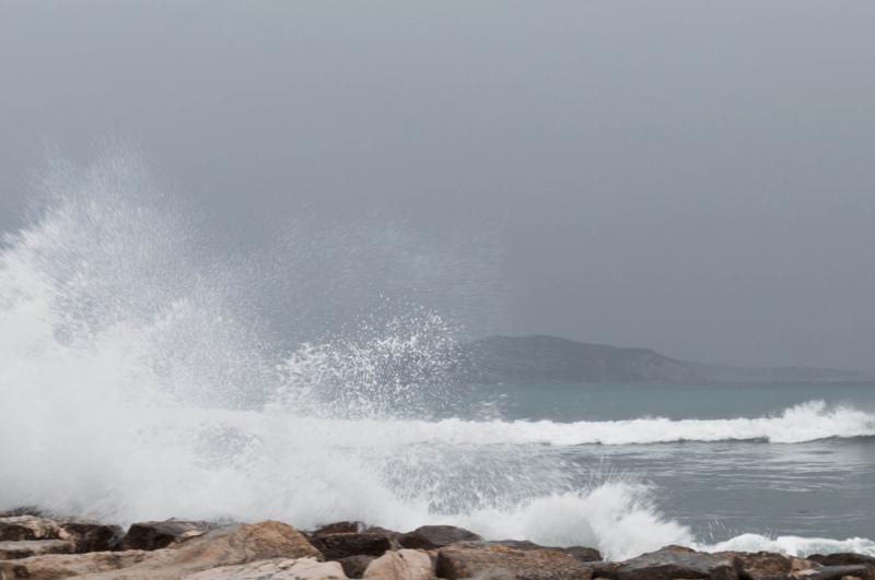 Eclats de vague / Drops of wave