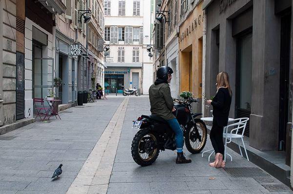 Les rues des villes: Marseille 6