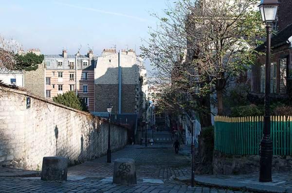 Les rues des villes: Paris  8