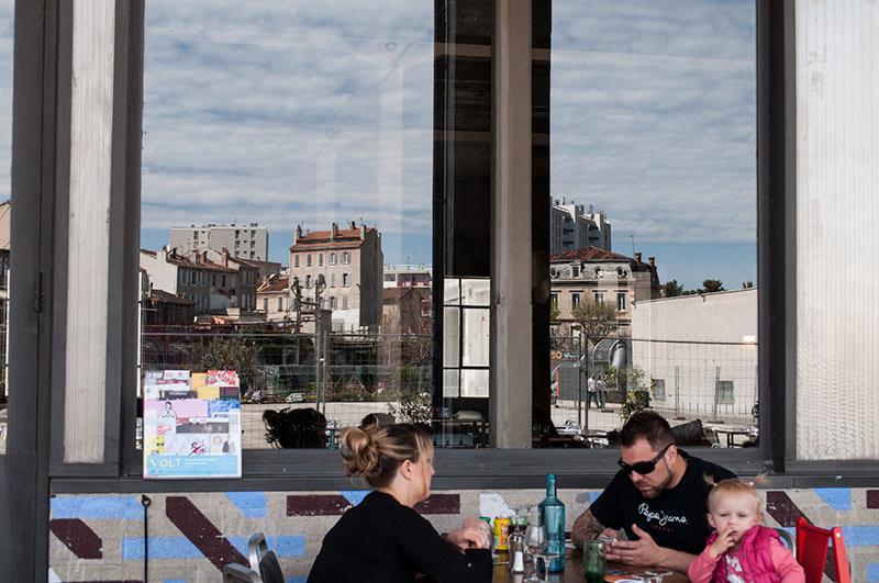 Fenêtre sur ville / Window on city