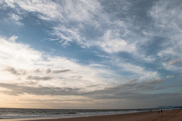 Le ciel et la mer / The sky and the sea