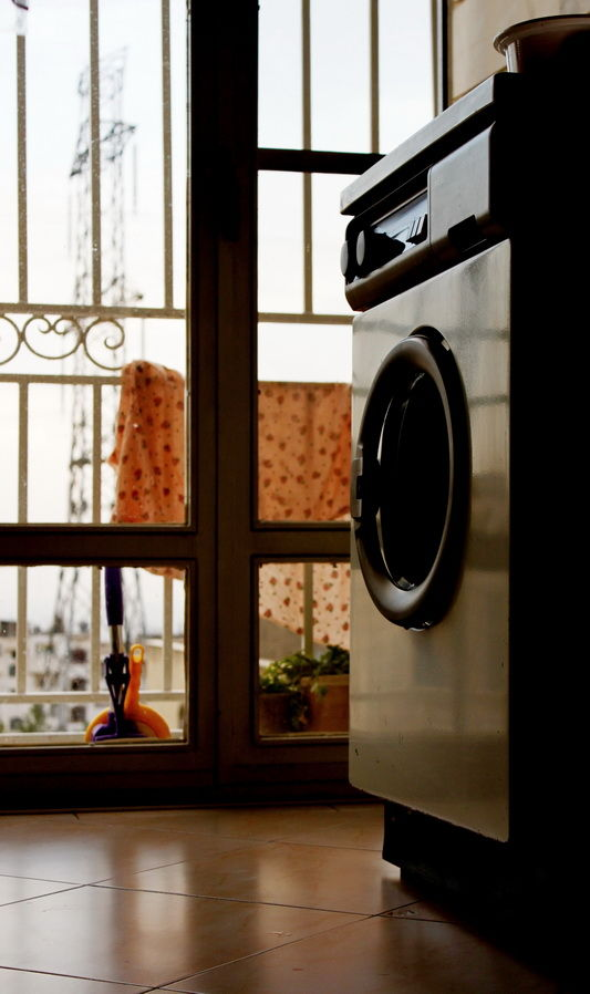 Kitchen series... Washing time