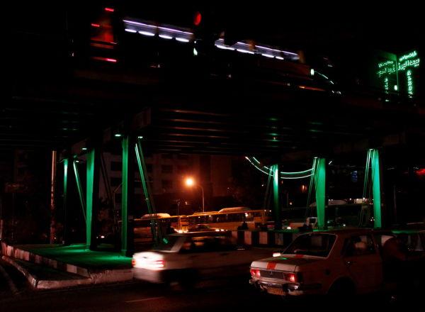 Night series... Transportation