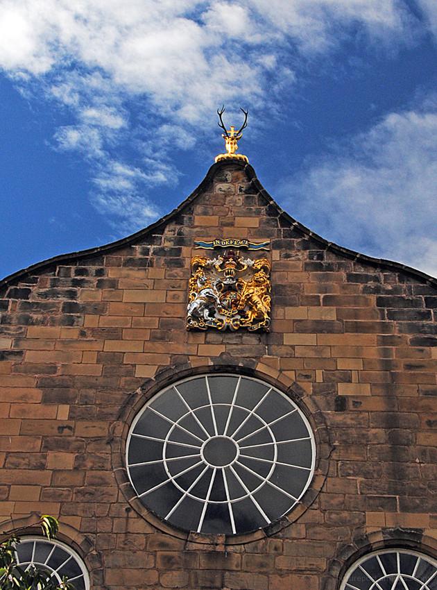 Canongate Kirk Edinburgh 319 years Old!