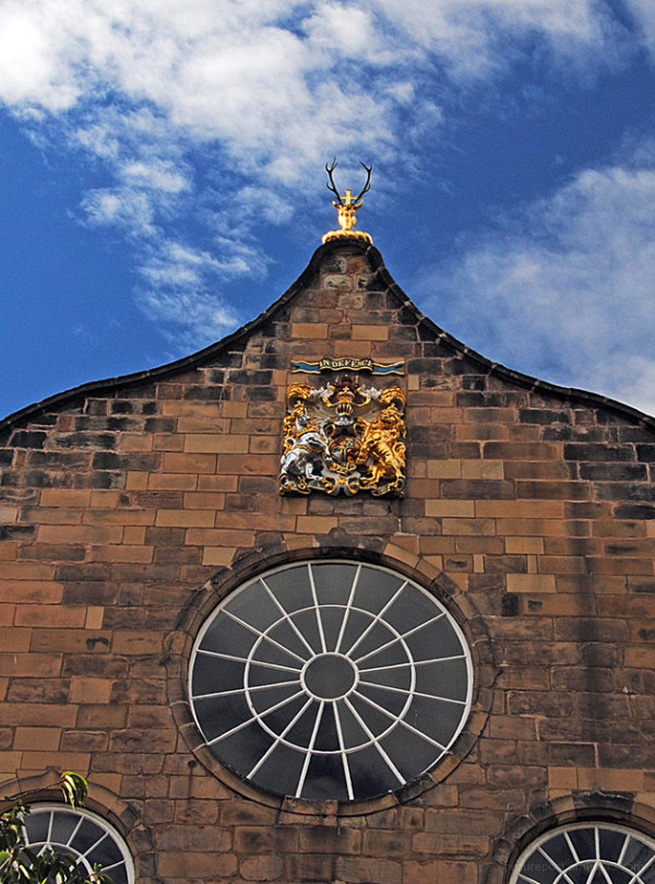 Canongate Kirk Edinburgh 319 years Old!