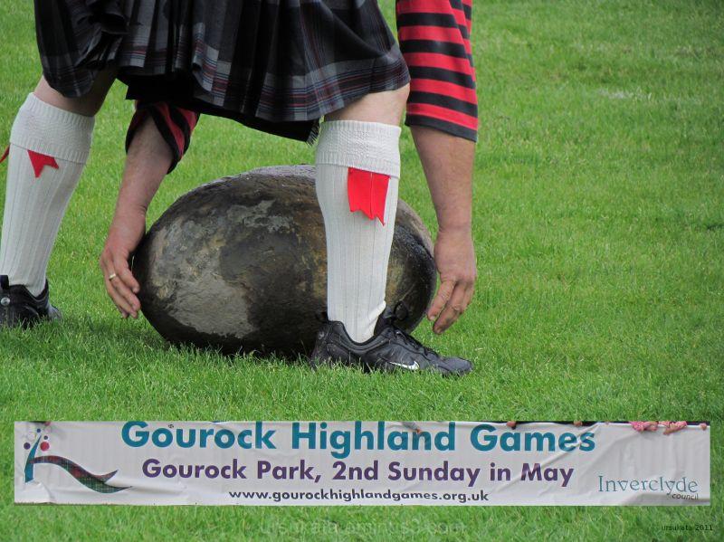 Gourock high land games