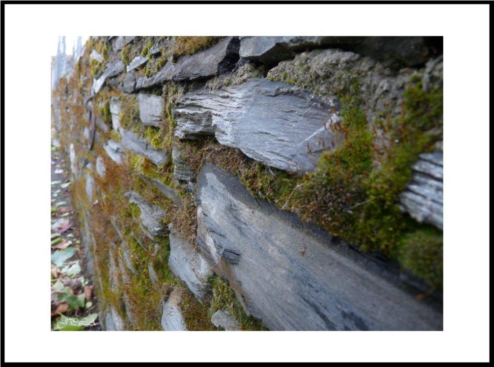 Trésor de vieux mur