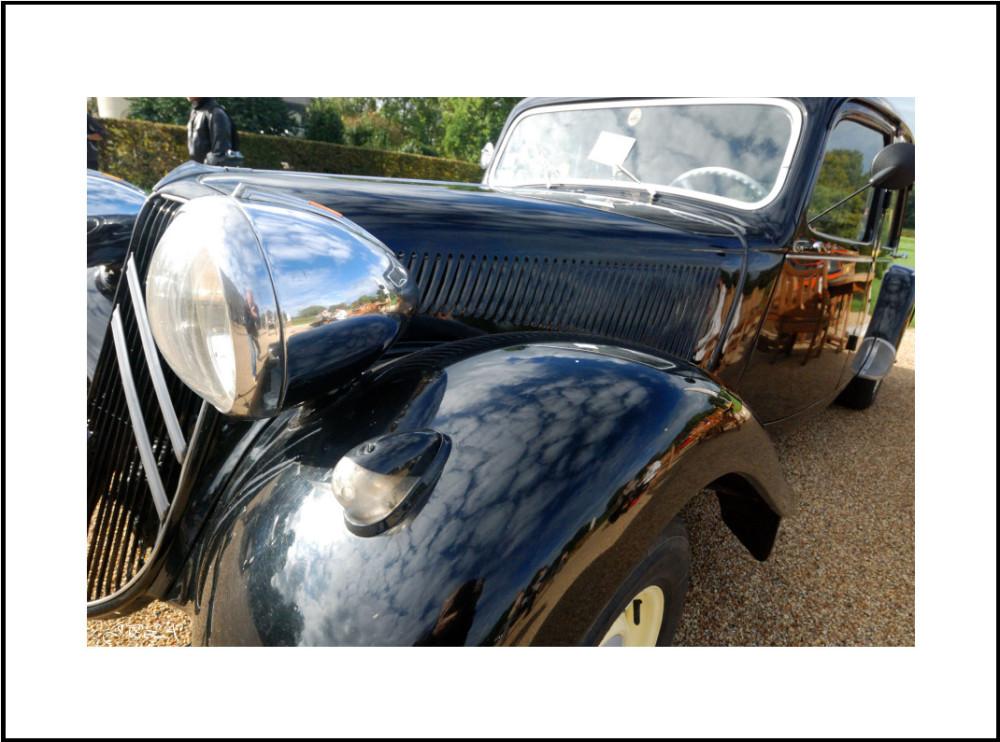Reflets sur anciennes carrosseries #3