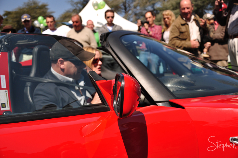 Tesla Roadster, Canberra Electric Vehicle Festival
