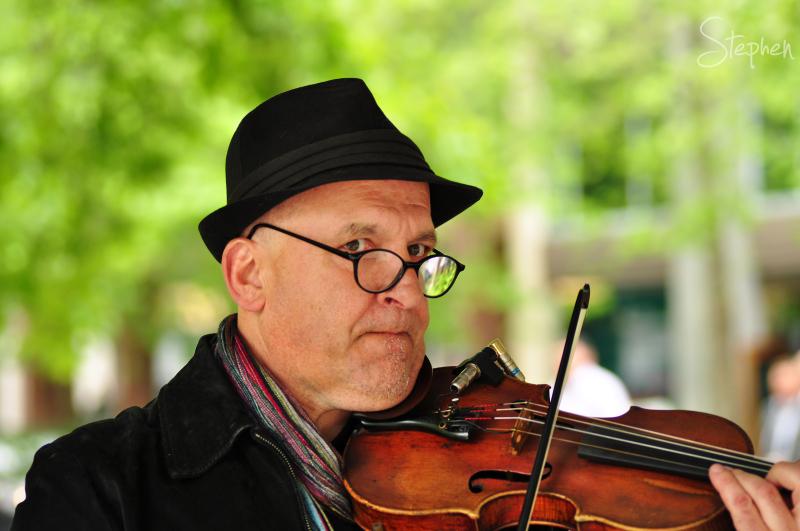 Tony Pyrzakowski from Tangocentric