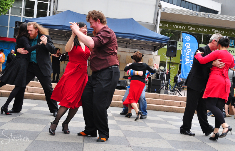 Tango Social Dance Club of Canberra