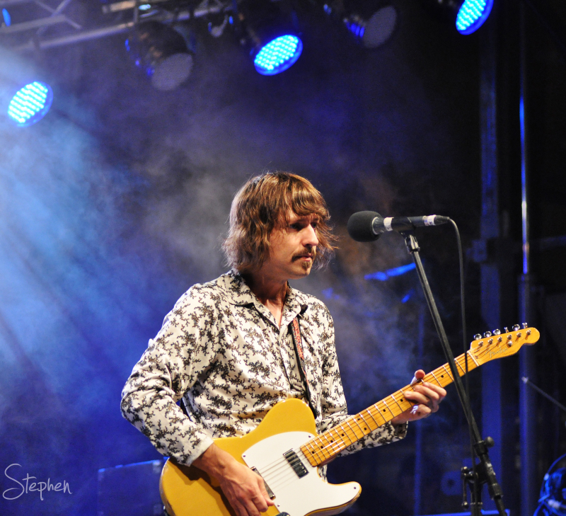 The Whitlams perform on New Year's Eve in Canberra