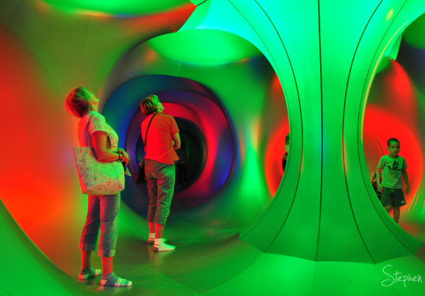 Mirazozo - Architects of Air's luminarium