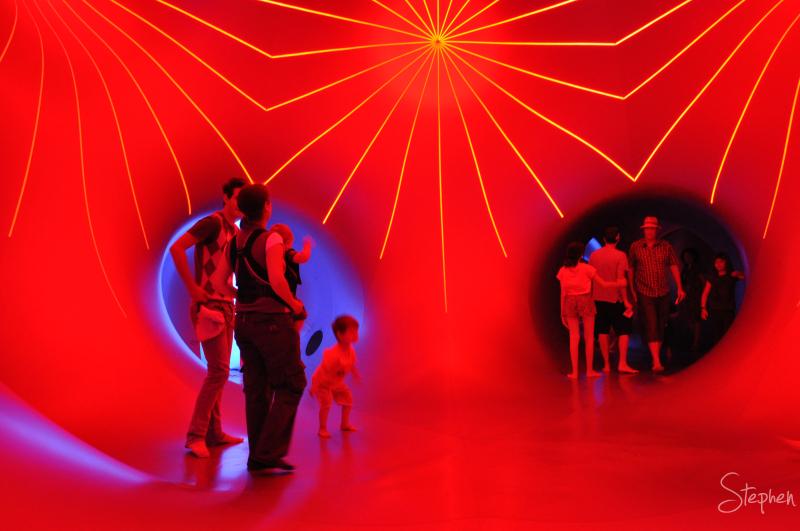 Mirazozo - Architects of Air's luminarium