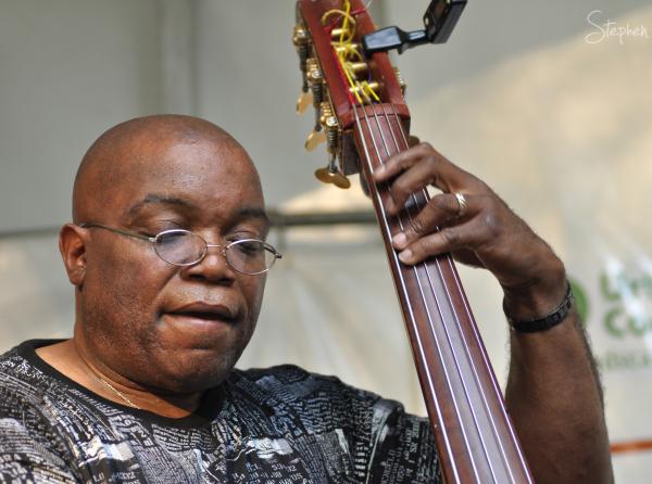Eric Ajaye of jazz group Vertical