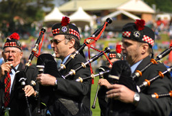 Bundanoon Highland Gathering - part 1