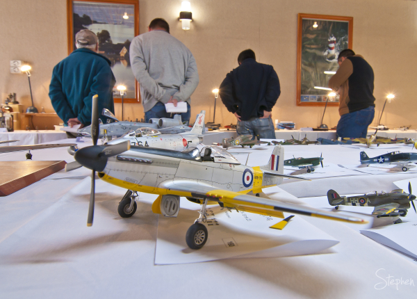 ACT Scale Modellers Society exhibition