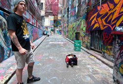 Hosier Lane - part 1