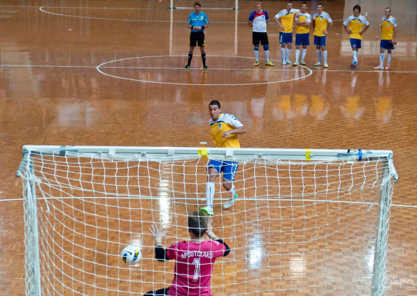 ACT wins National Futsal Championship in shoot out