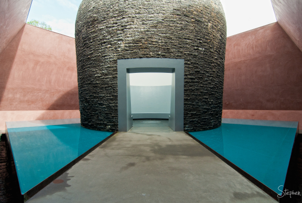 Within without - James Turrell Skyspace at NGA
